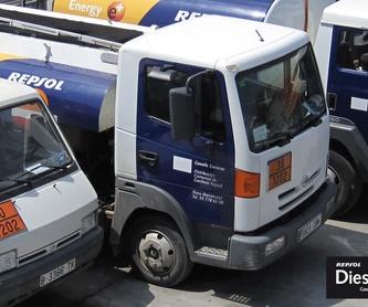 DISTRIBUIDOR OFICIAL REPSOL: Nuestros servicios de Gasoils Carreras