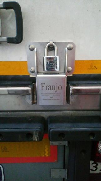 CIERRE DE SEGURIDAD CHASIS: Productos de Accesorios Franjo