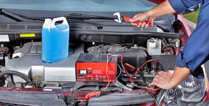 Almacenamiento de material eléctrico: Servicios  de Ocaña Auto, S. L.