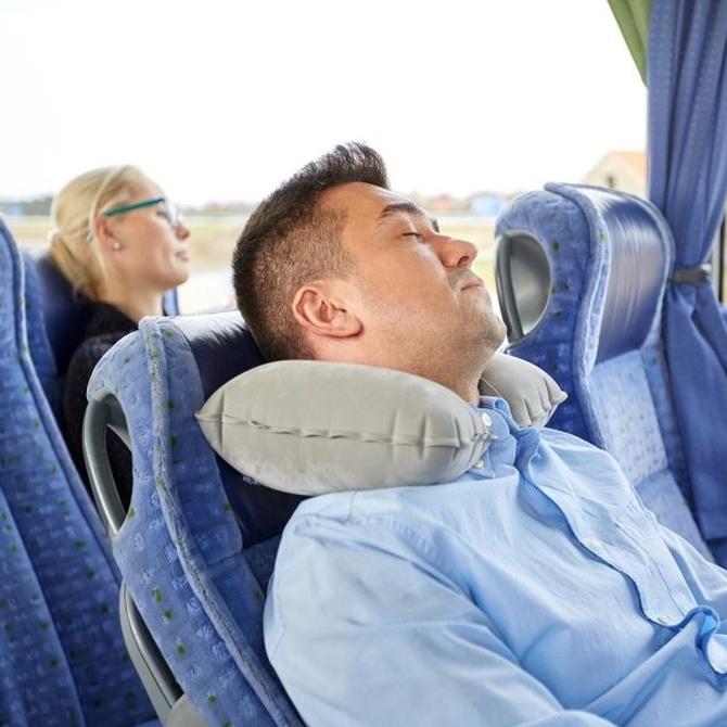 Evita el síndrome de la clase turista en autobús
