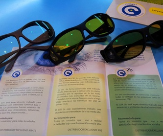 Protección Luz Azul BLUE SAFE: Catálogo de Centro Óptico y Auditivo Rufo
