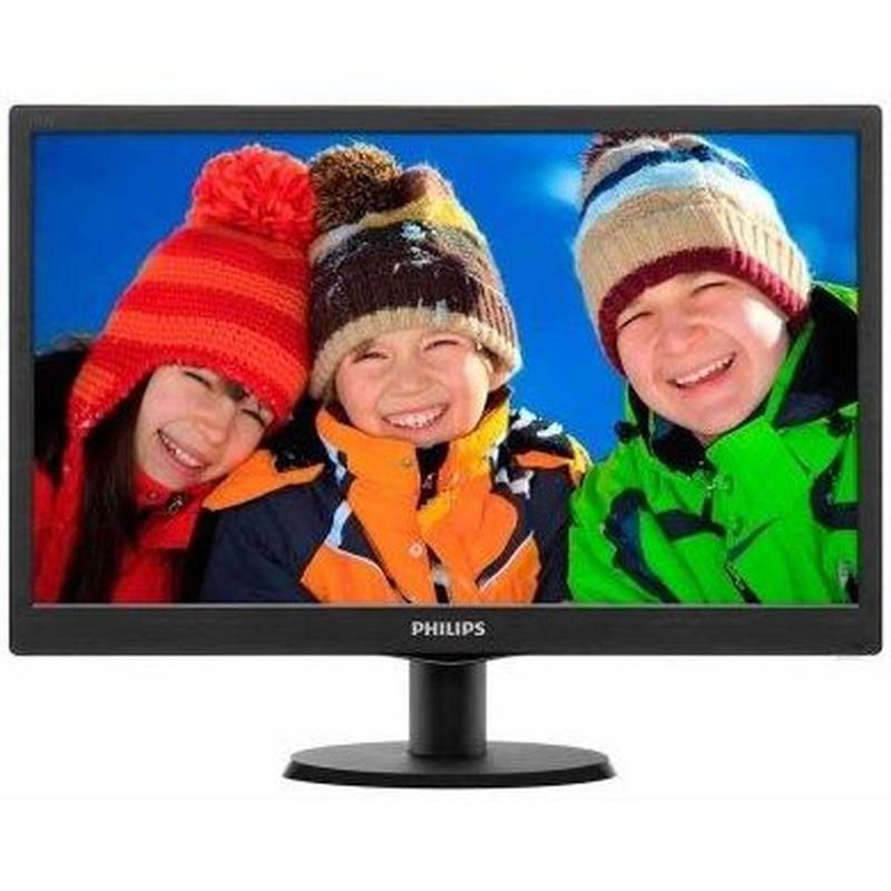 """Philips 193V5LSB2 Monitor 18.5"""" Led 16:9 5ms : Productos y Servicios de Stylepc"""