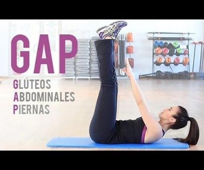 CLASE DE GAP EN ARGANDA