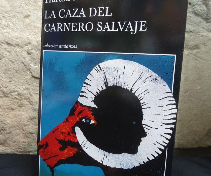 La caza del carnero salvaje: SECCIONES de Librería Nueva Plaza Universitaria