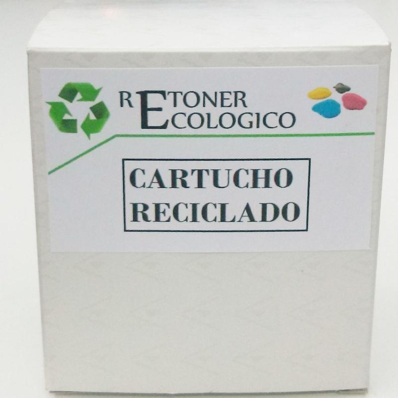 CARTUCHO HP 56: Catálogo de Retóner Ecológico, S.C.