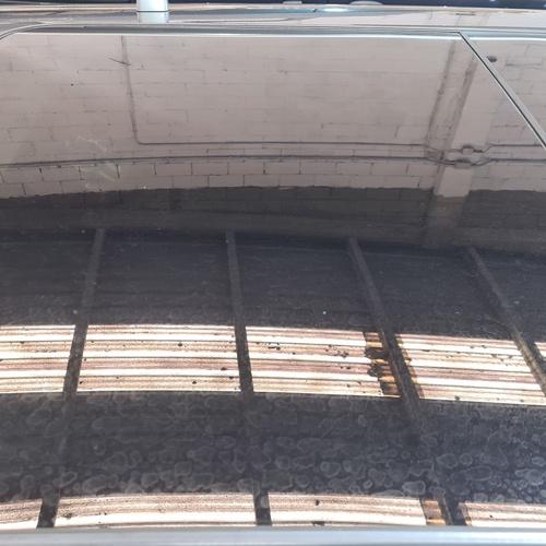 Pulido cristal panoramico VW