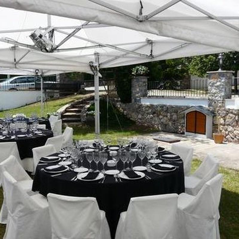 Catering: Servicios de Ospi Restaurant i Catering