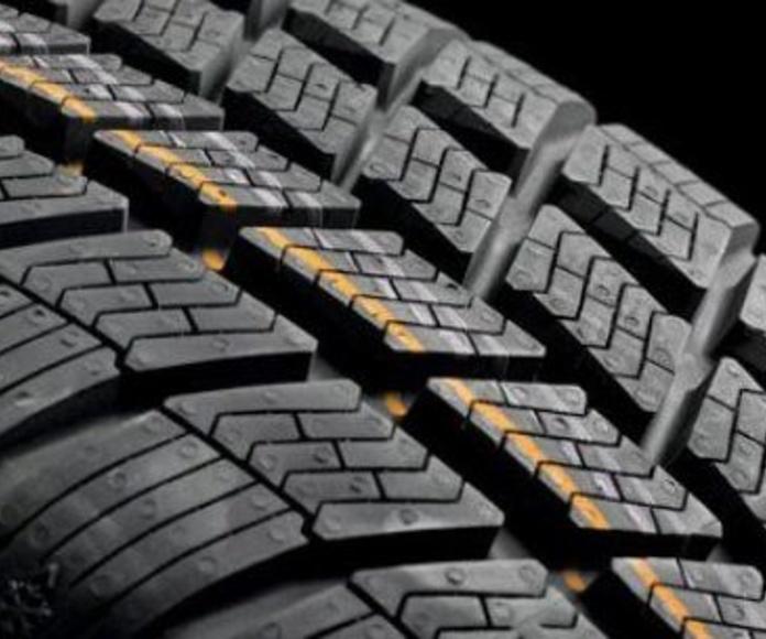 Venta y montaje de neumáticos: Taller de Garbiauto Mungia