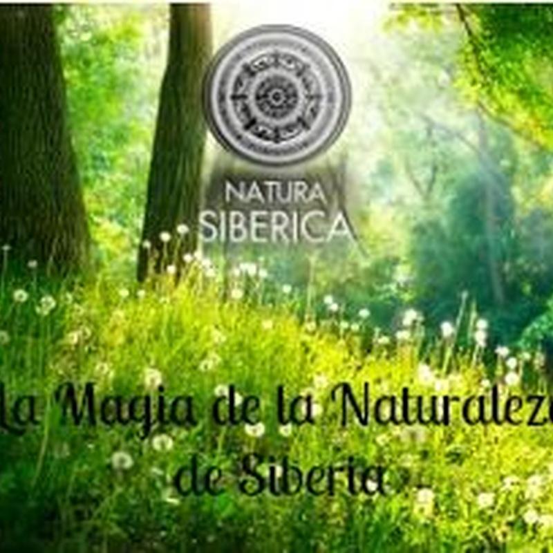 Natura Siberica: Servicios y productos de Centro de Salud y Estética Mara