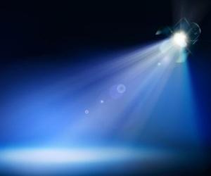¿Cómo se mide la intensidad de la luz?