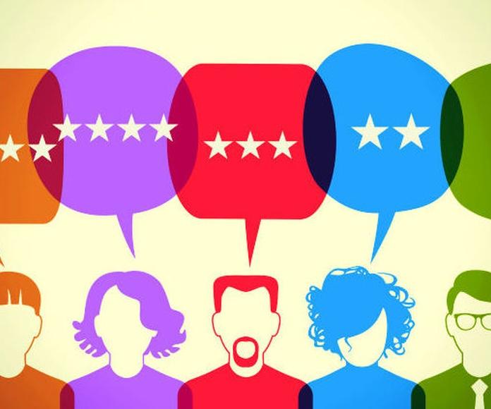 Opiniones de nuestros clientes