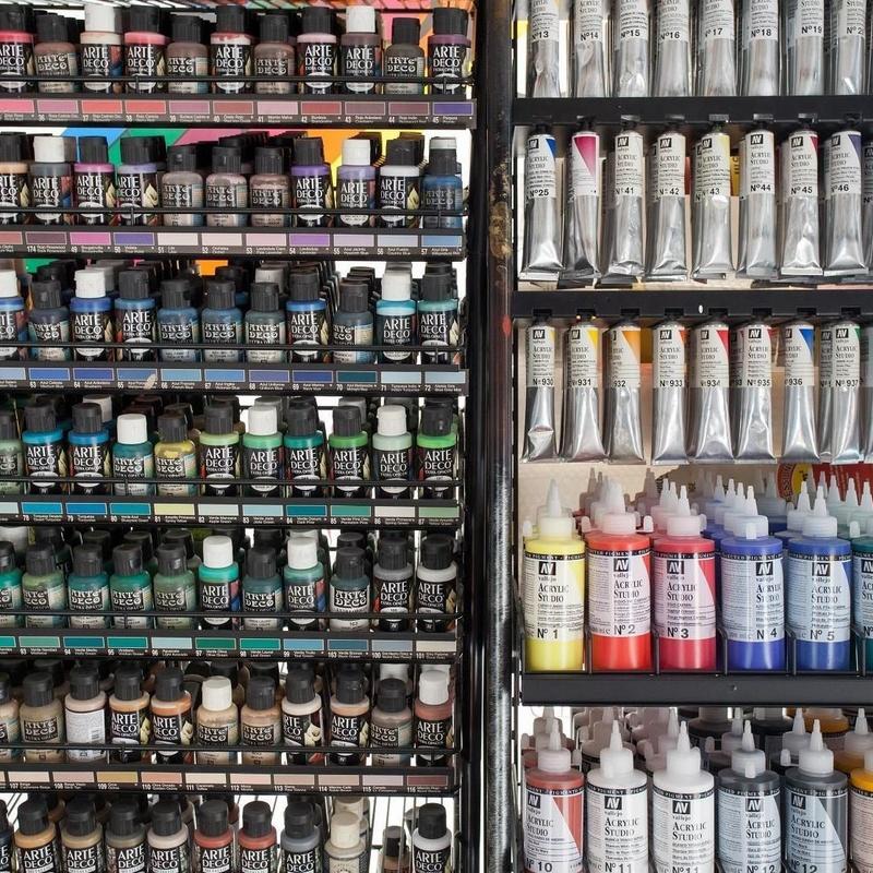 Pinturas en spray: Productos y servicios de Pinturas TrianaColor