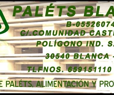 PALETS BLANCA S.L.