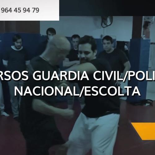 Academia de oposiciones a guardia civil en Vinaroz, Castellón - Centro de Enseñanza J.J. Formación