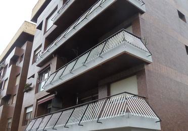 Cambio de balcones