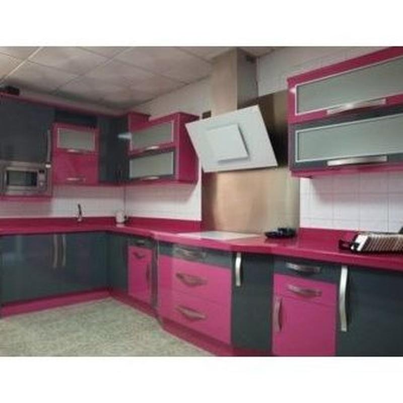 Fabricación: Servicios de Duran Cocinas y complementos S.L.U.