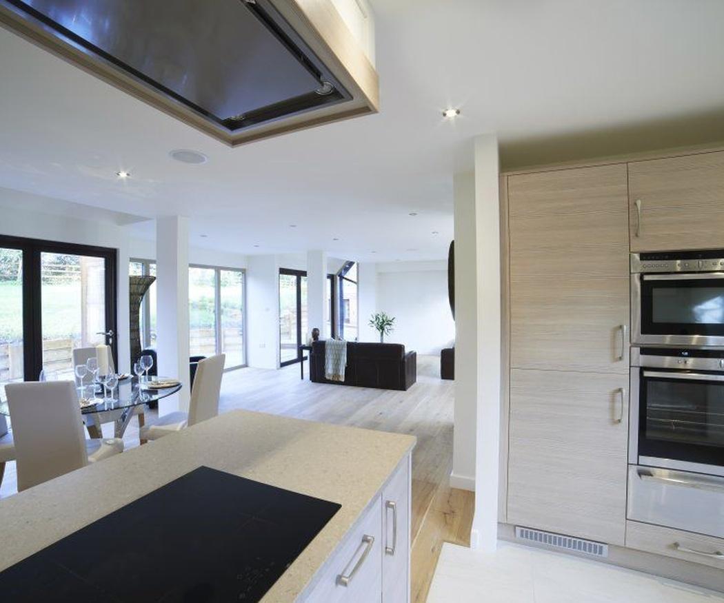 Ventajas de integrar la cocina en el salón