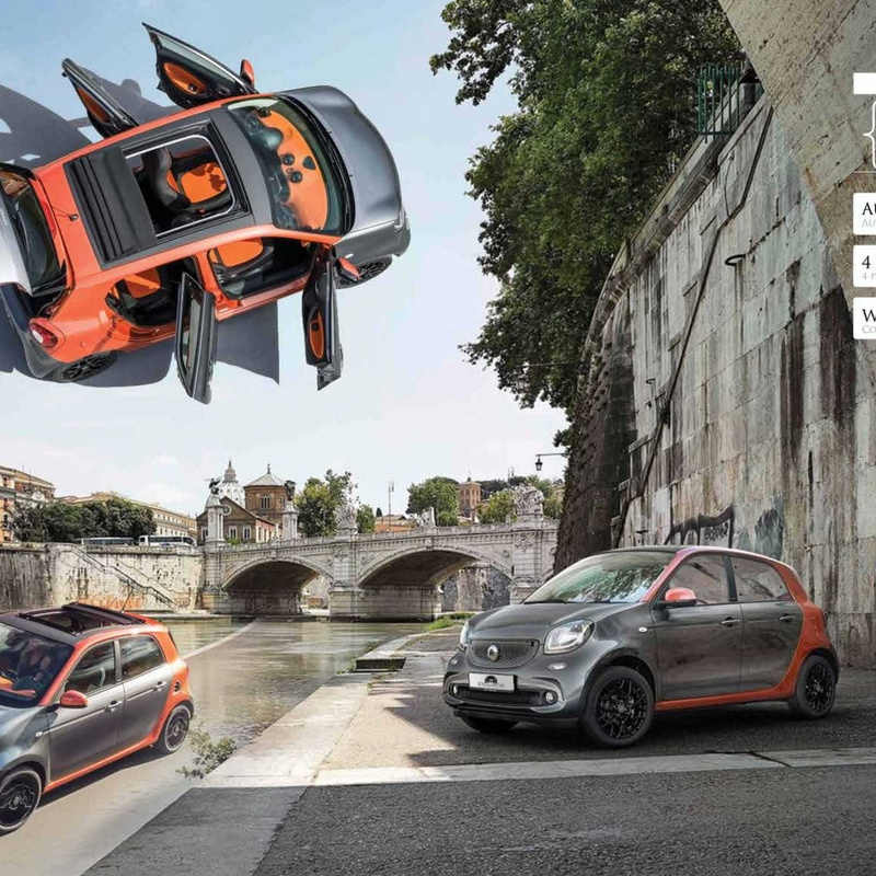 SMART FORFOUR BRABUS STYLE
