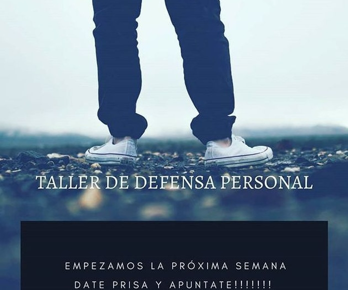 Taller de defensa personal Colegio Mayor Deusto