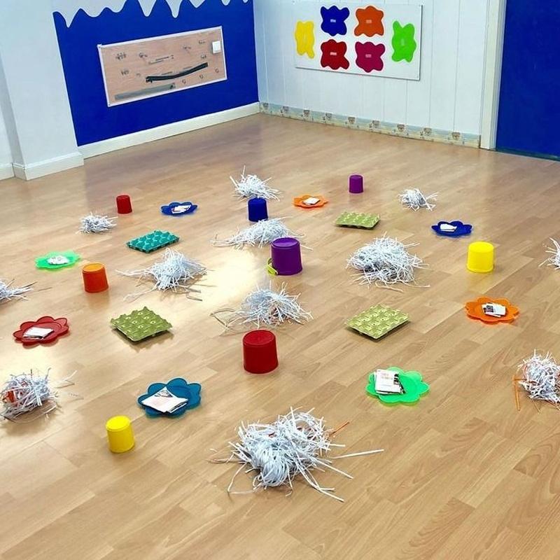 Actividades: Proyecto Educativo de Escuela Infantil Cascabel
