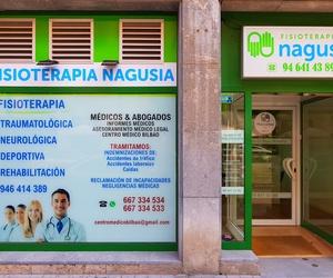 Centro de fisioterapia y rehabilitación en Bilbao