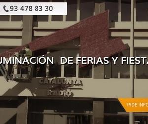 IIuminación exterior en Girona | bcn il·luminació i disseny