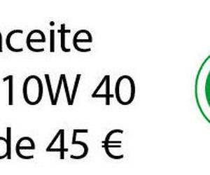 Cambio de aceite Castrol GTX 10W 40 + Filtro desde 45 €