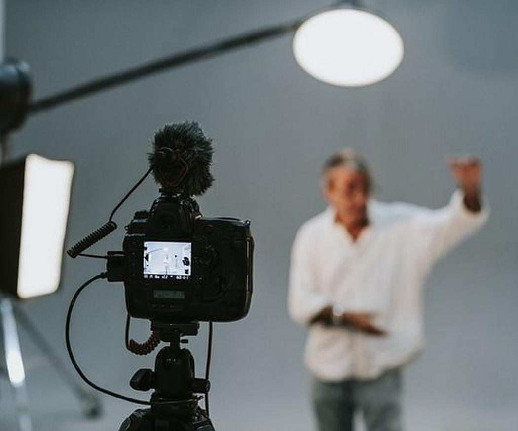 Buena iluminación en una producción audiovisual