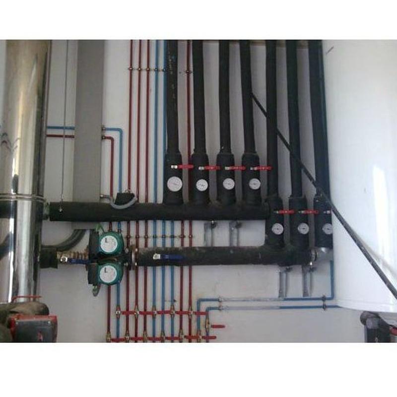 Instalación de gases especiales para laboratorios: Servicios de Instalaciones Térmicas Controladas