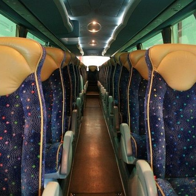 Consejos para realizar viajes largos en autocar