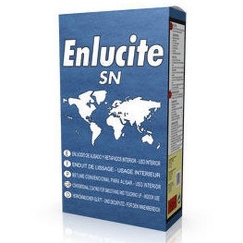 E-04 Enlucite Retapados S/N en almacén de pinturas en ciudad lineal.