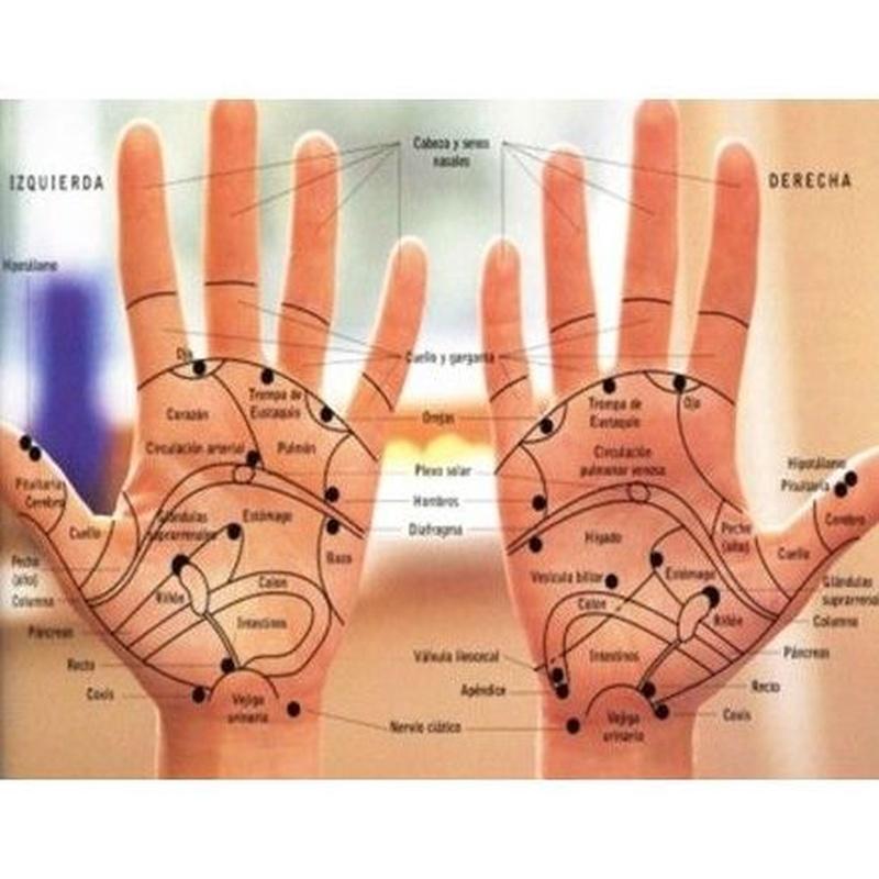 Beneficios de la reflexología podal: Servicios de Centro Om Zentroa