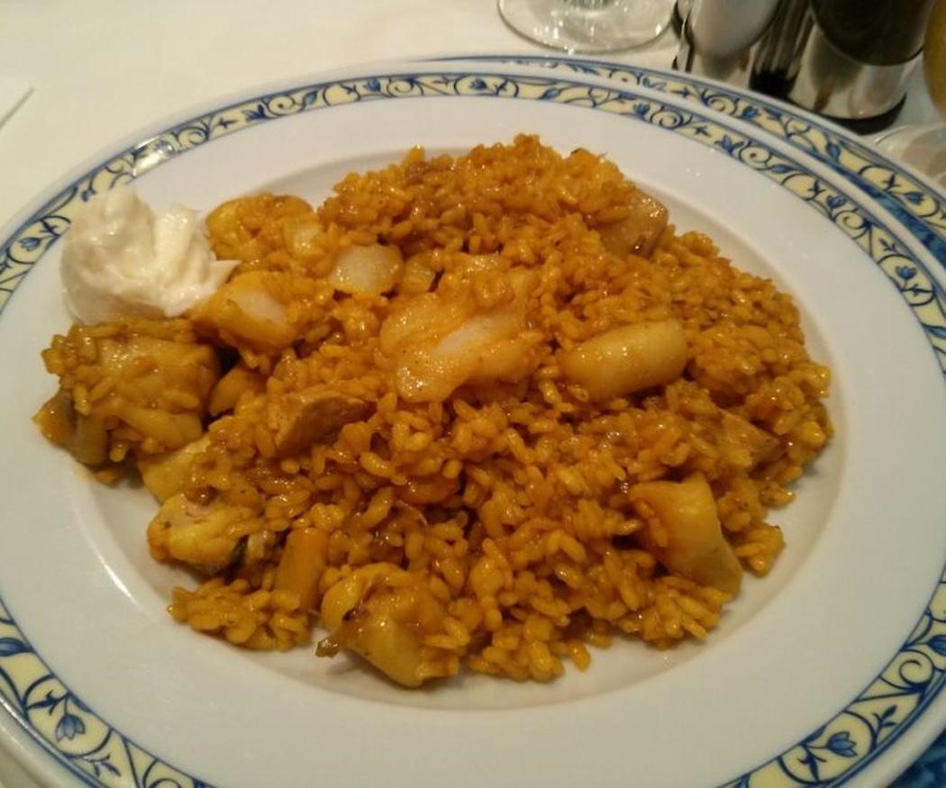 Formas de preparar el arroz distintas de la paella