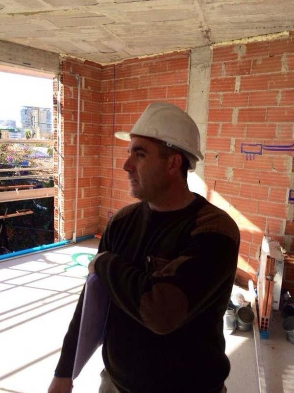 Instalación replanteo obra nueva: Servicios de Electricidad Buades Fercres