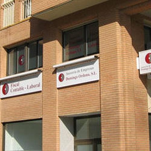 Domingo Orduna, asesoría de empresas en Huesca