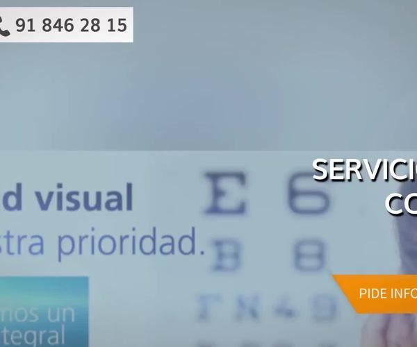 Mejores ópticas en Colmenar Viejo: Centro Óptico Serrano