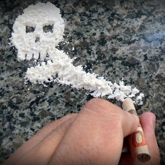Cocaína: una de las drogas más adictivas