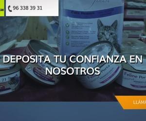 Tienda de accesorios para animales en Valencia