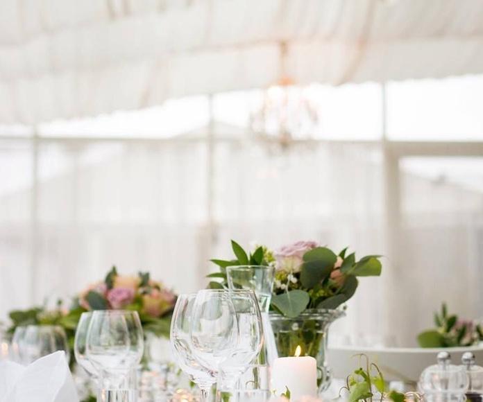 Catering para bodas: Catálogo de Catering Plat A Taula