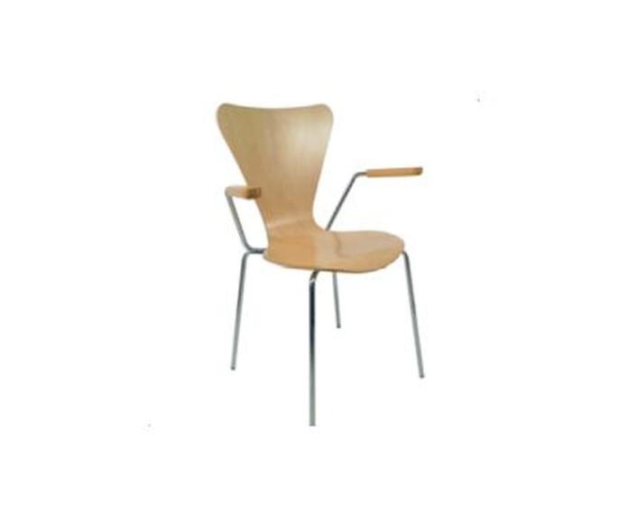 Silla Astra en madera: Productos de Sistemas DIM Instalaciones Comerciales, S.L.