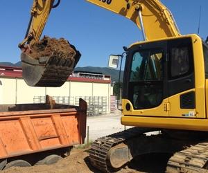 Excavaciones y rebajes