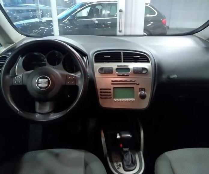 SEAT ALTEA 2.0TDI DSG: Compra venta de coches de CODIGOCAR