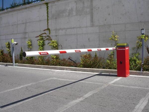 Barreras automaticas E-LUX