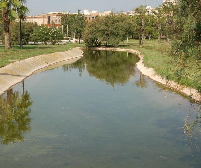 balsas de riego Valencia