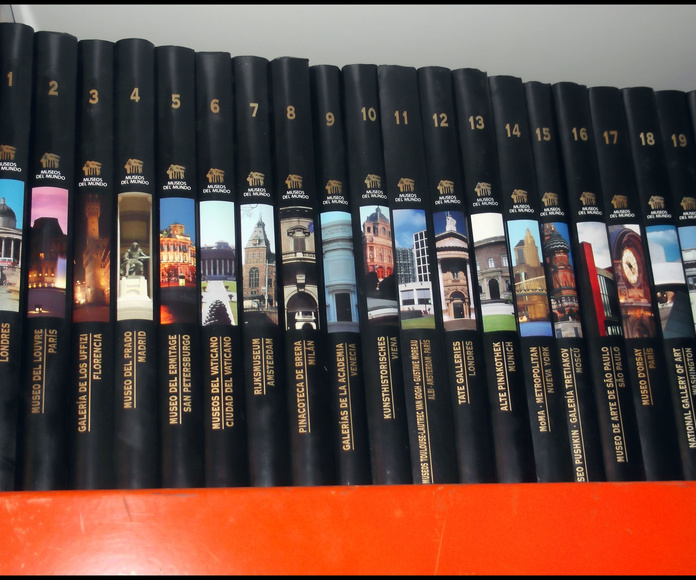 COLECCIÓN LIBROS MUSEOS DE ARTE DE PRINCIPALES CIUDADES: Catálogo de Autodesguaces De Blas