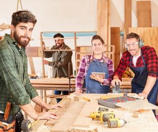 Máster en restauración y reciclaje de mobiliario