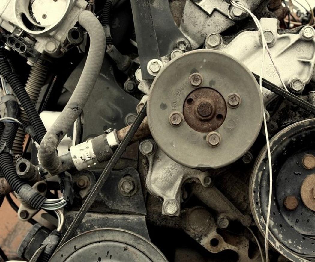 Piezas esenciales para el funcionamiento de motores y máquinas