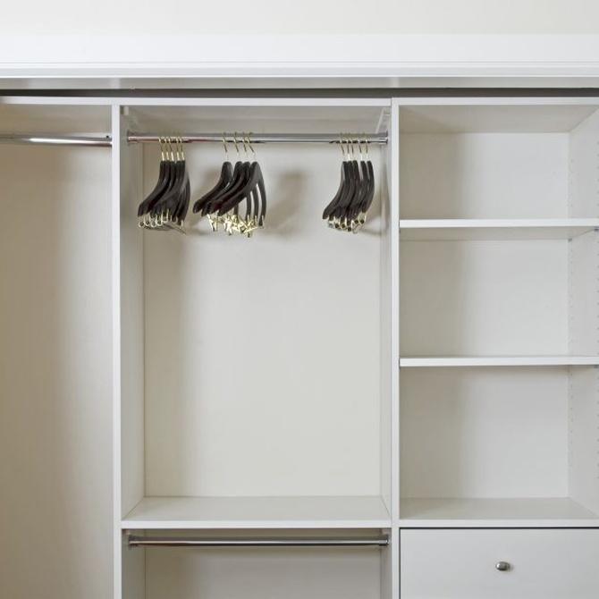 Consejos para la distribución interior de un armario