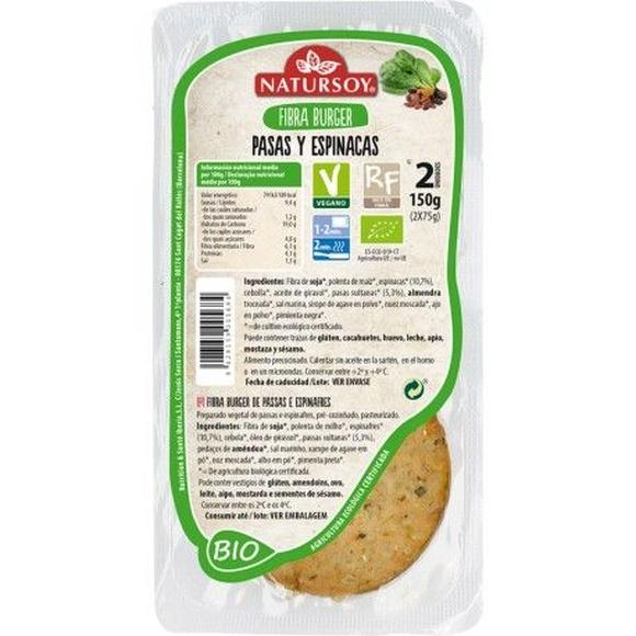 Hamburguesas vegetarianas: Productos de Biorganic Ibiza