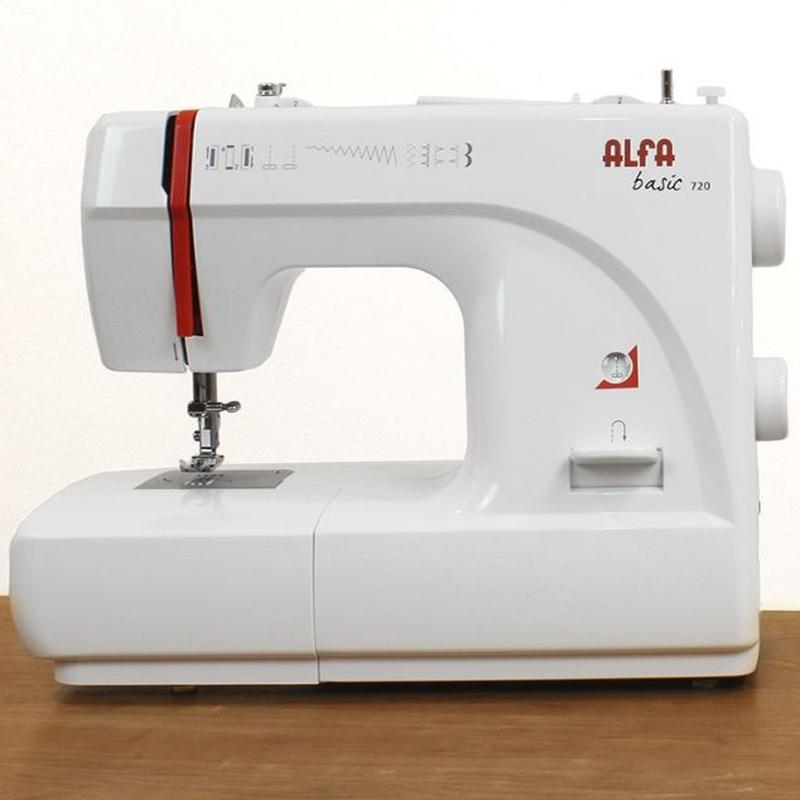 Alfa Basic 720: Productos de Maquinas de Coser - Servicio técnico y repuestos